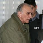SERGIO ADOLFO SAN MARTÍN. Militar retirado de Inteligencia del ejército, condenado en 2008 por 17 hechos. Nacido el 25 de febrero de 1941, detenido en Campo de Mayo. Oficial del destacamento de inteligencia 182 en 1976.