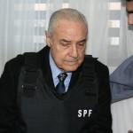 MARIO ALBERTO GÓMEZ ARENA. Militar retirado, condenado en 2008 por 17 hechos ocurridos cuando era jefe de inteligencia del destacamento 182 de inteligencia. Nacido 9 de diciembre de 1930, con detención domiciliaria.