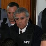 """LUIS ALBERTO FARÍAS BARRERA. Militar retirado, condenado en 2008 por 17 hechos cuando era Jefe de Personal del Comando (Sexta Brigada)  nacido el 1 de enero de 1930, con detención domiciliaria en Alta Barda, Neuquén Capital. Apodado """"Laucha""""."""