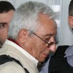 FRANCISCO JULIO OVIEDO. Suboficial del destacamento de Inteligencia Militar 182. Retirado. Nacido 12 septiembre de 1938, con detención domiciliaria, condenado en 2008 por un hecho.