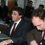 HORACIO GARCETE & EDUARDO PERALTA . Defensores Oficiales Juicio 2008.