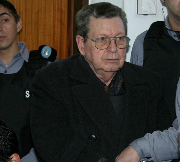 Reinhold fue condenado en el primer juicio 2008
