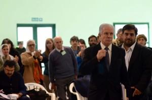 El testimonio del fiscal Hugo Cañón