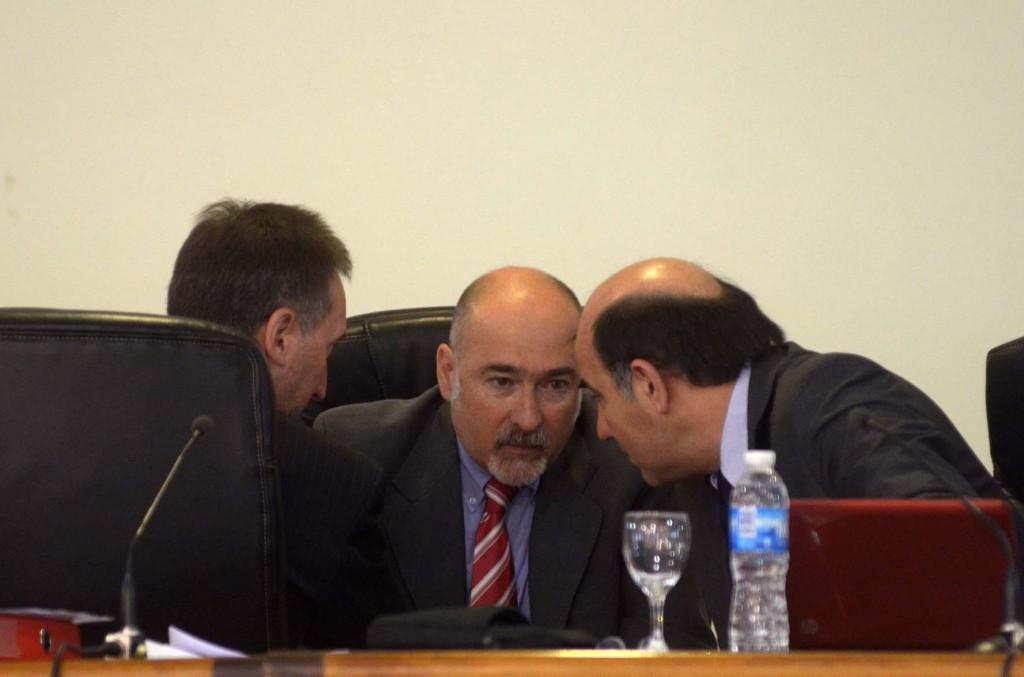 Moldes preside el tribunal